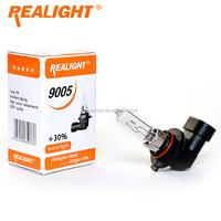 REALIGHT HB3 9005 12V 100W 3200K Clear Series Original Car Headlight High Quality Halogen Bulb Auto Fog Lamps for lexus bmw x5