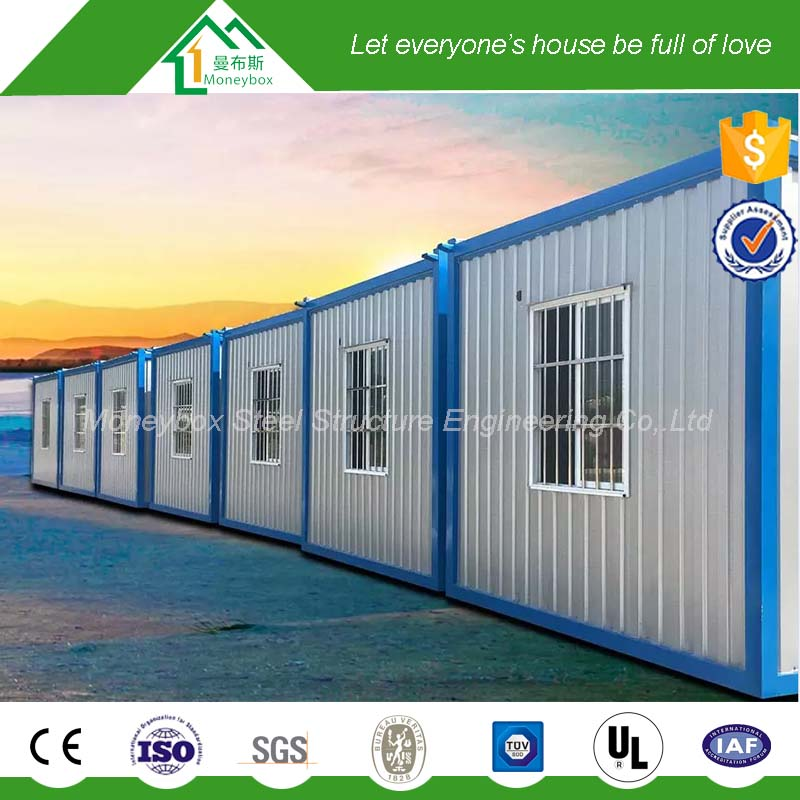 prefabricated bathroom/classroom/office/restaurant portable container house modular homes