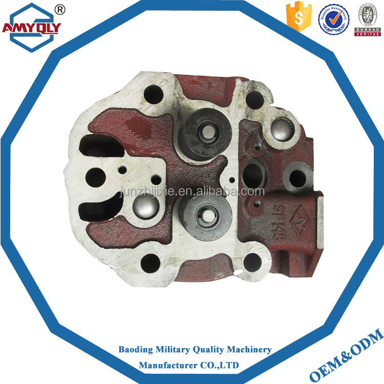 jiangdong engine parts ZS1115 diesel engine cylinder head