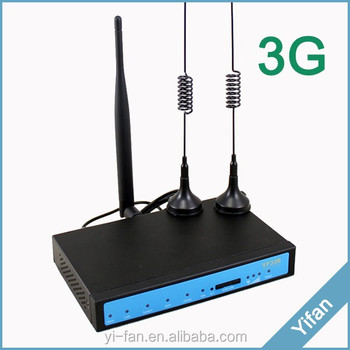 YF330-H industrial 3g Ethernet router for charging points