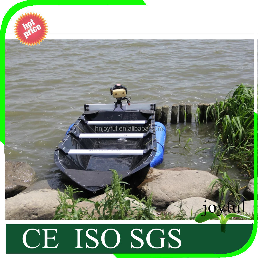 Factory outlet water fitness rowing fishing kayaks, folding boat china