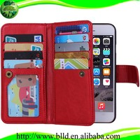 For Iphone 6 Leather cover, Waterproof Flip Cover Cases for Iphone 6