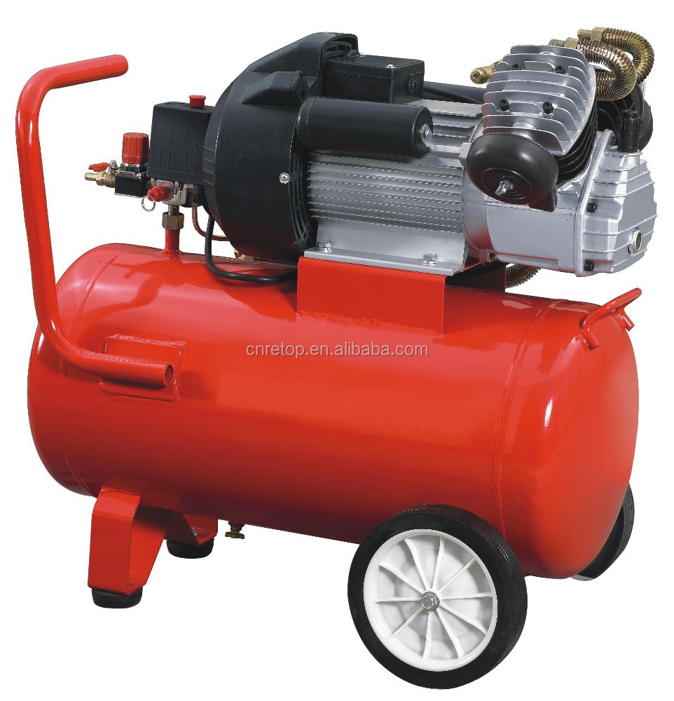 MGV-3050 selling a used electric mobile air compressor portable air compressor