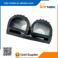 Professional customized sheet metal edge protection rubber seal strip