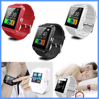 Wholesale multi-language cheap for Android Smart Watch U8 Smart Watch for Android 2015 with Heart Rate Monitor