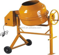 2014 CM160M volume 160L Electric motor portable small betonniere durable Concrete Mixer