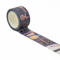 Christmas Day Decoration Sri Lanka Washi Tape Tapes Glitter Art Work for Office Stationery