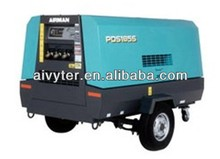 Japan 100% Original Airman PDS185S Diesel Portable Screw Air Compressor