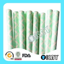 Food Grade Damask Colored Drinking Paper Straws For <strong>Wedding</strong>