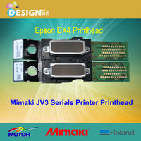 Hot sales free data cable original serial number solvent base dx4 mimaki jv3 250sp printhead