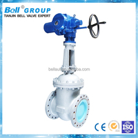 DN50 cs motorized water gate valve with competitive price