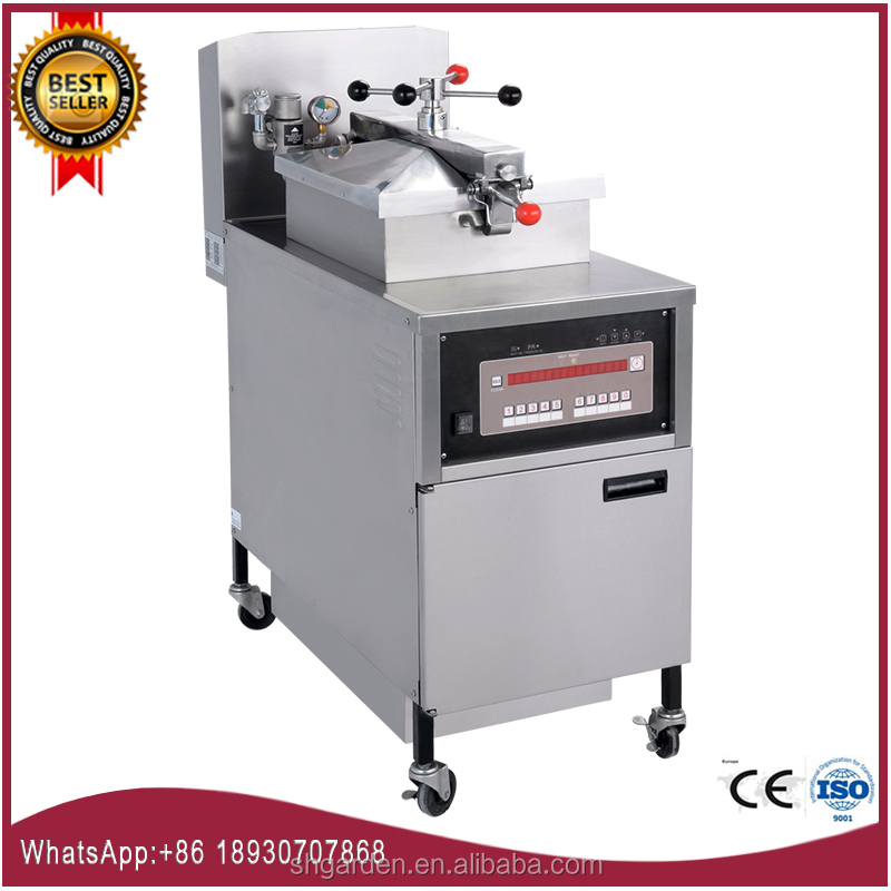 PFE-800 CE ISO Industrial deep auto fryer machine