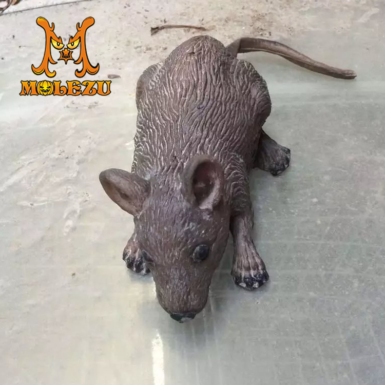 new arrival high quality china factory haunted house decorations halloween props mice