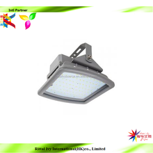 UL844 listed 40W explosion proof led lights used gas station lighting