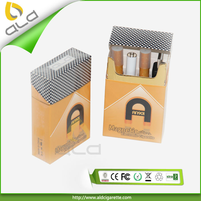 The Latest technology and Newest design Rechargeable Magnetic mini usb charger e cigarette 8097 with ce rohs