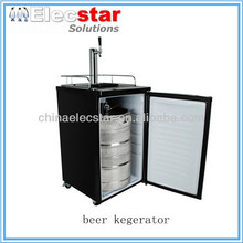 Beer Keg Dispenser/beer tower kegerator/ beer keg cooler refrigerator/fridge/chiller,Optional Stainless Steel Door-3