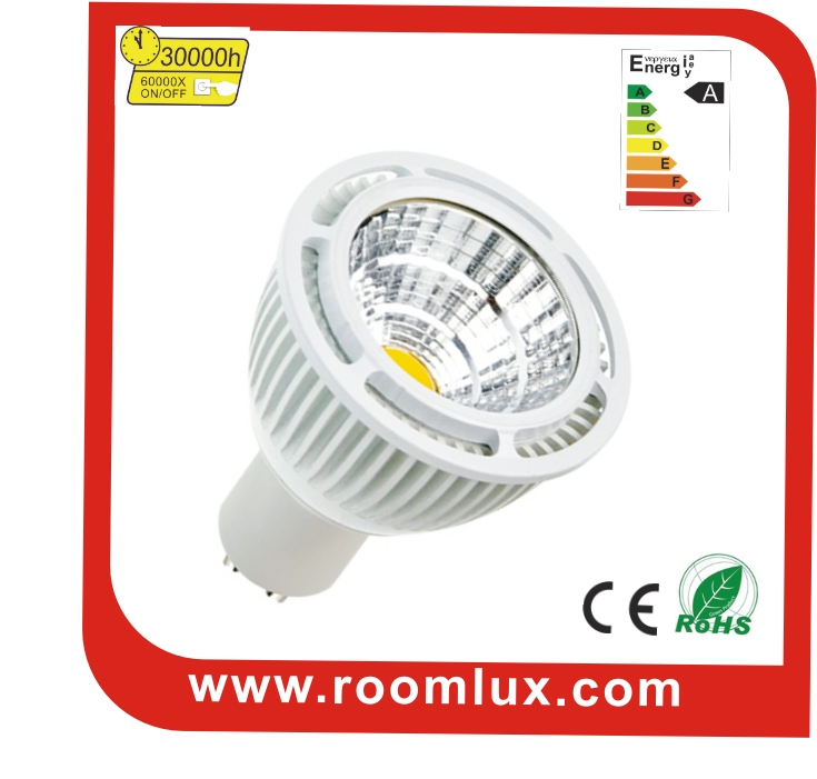 5w 7w mr16 gu5.3 led lamp from china with ce rohs
