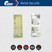 ONTIME RL4649 EAS 8.2MHz Security Soft lipstick RF Paper Label stickers Tag Compatible in eas system for products