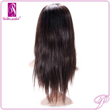 Popular 100% Brazillian Original Virgin Human Hair Natural Straight Lace Wig