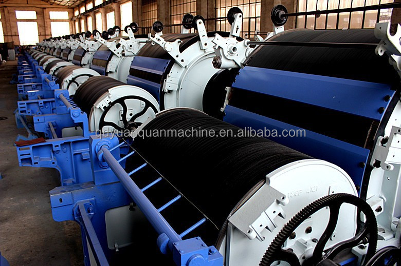 A186 textile sheep wool cashmere carding dehairing machine