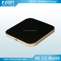 Wholesale wireless power bank charger QI charger pad powermat for mobile phone charging