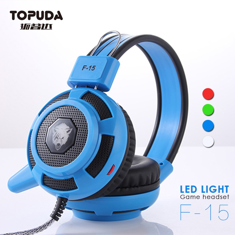 Computer accessories earphone cheapest gaming headset headphone