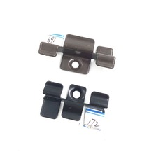 wpc composite decking clips for floor use flooring accessories