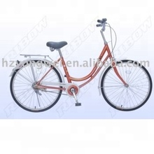 Vintage China bicycle classic city bikes single speed lady bicycle