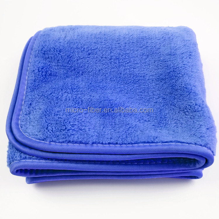 30*30cm microfiber face washer towels makeup remover cloth