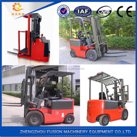 3ton Diesel electric fork lift/electric pallet fork lift with Better Durability