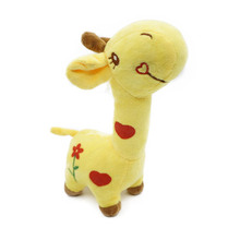 OEM Wholesale Lovely Kids Promotional Gifts decoration Stuffed Giraffe custom Plush <strong>Toys</strong>