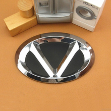 Custom shape hot selling cheap car accessories logo,plastic nameplate