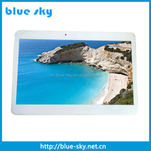 Google Android Tablet PC manual 10.1 inch Fashion design GPS bluetooth Tablet with dual sim card