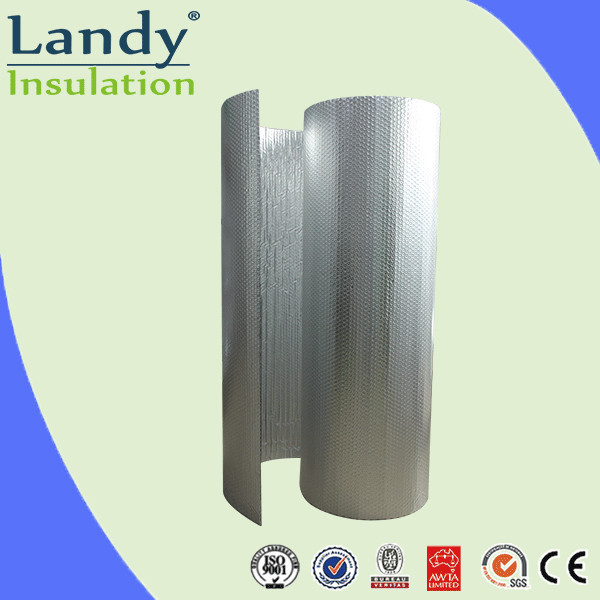 Highly Effective aluminum foil ultra thin wall sound insulation