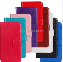 magnetic Leather slot wallet Cover Case For Huawei Ascend Y530