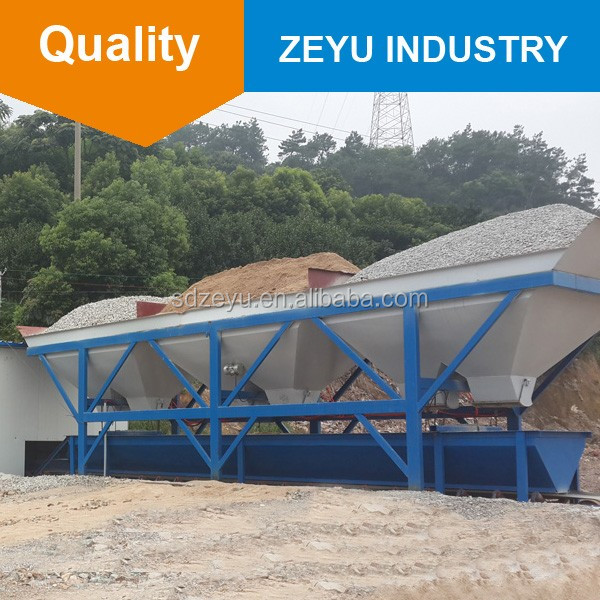 China manufacture PL 1200 concrete batching machine , concrete batcher system