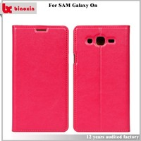 High quality Low moq flip cover for samsung galaxy win
