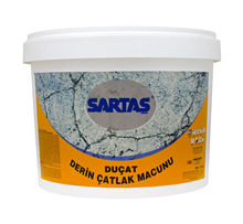 Exterior Wall Crack Filling Putty