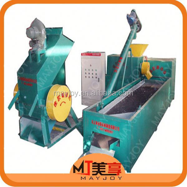 MAYJOY conveyor belt splicing/waste tyre recycling machine production line(whatsapp:008613816026154)