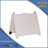 High efficiency plastic a frame sign at any size
