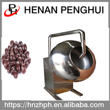 Small chocolate nut candy coating machine