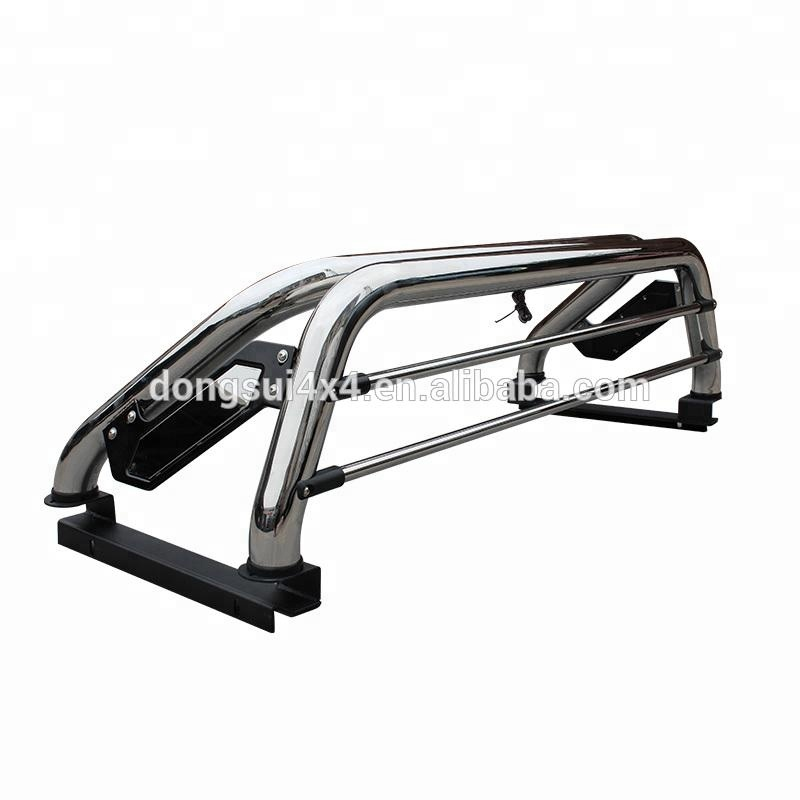 Stainless Steel 4x4 Roll Bar For Pickup Truck Roll Bar For Hilux