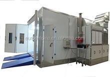 EP-30 CE approved car painting/used spray booth for sale/infrared oven heater