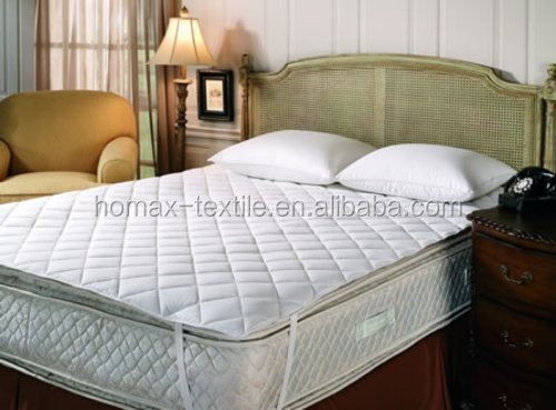 Waterproof fabric single bed hospital mattress cover