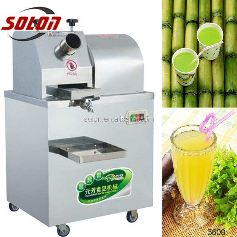 distributors want sugarcane juice extractor machine fruit juice professional