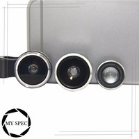 2016 195 Degree Super Wide Mobile Phone Camera Photo Lens