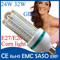 high power ip 65 corn 36w E27 E40 B22 360 degree 25w 30w led corn light bulb