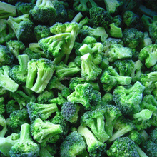 Organic Frozen Broccoli with New Crop 2017 Hot Sale