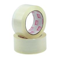 3% Discount Quality Guaranteed Transparent Adhesive Glue BOPP Material Package Packing Tape