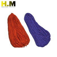 camping pp braided 2 inch rope climbing rope